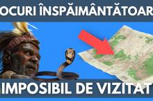 TOP 6 Locuri interzise IMPOSIBIL de VIZITAT – Lux Pedia
